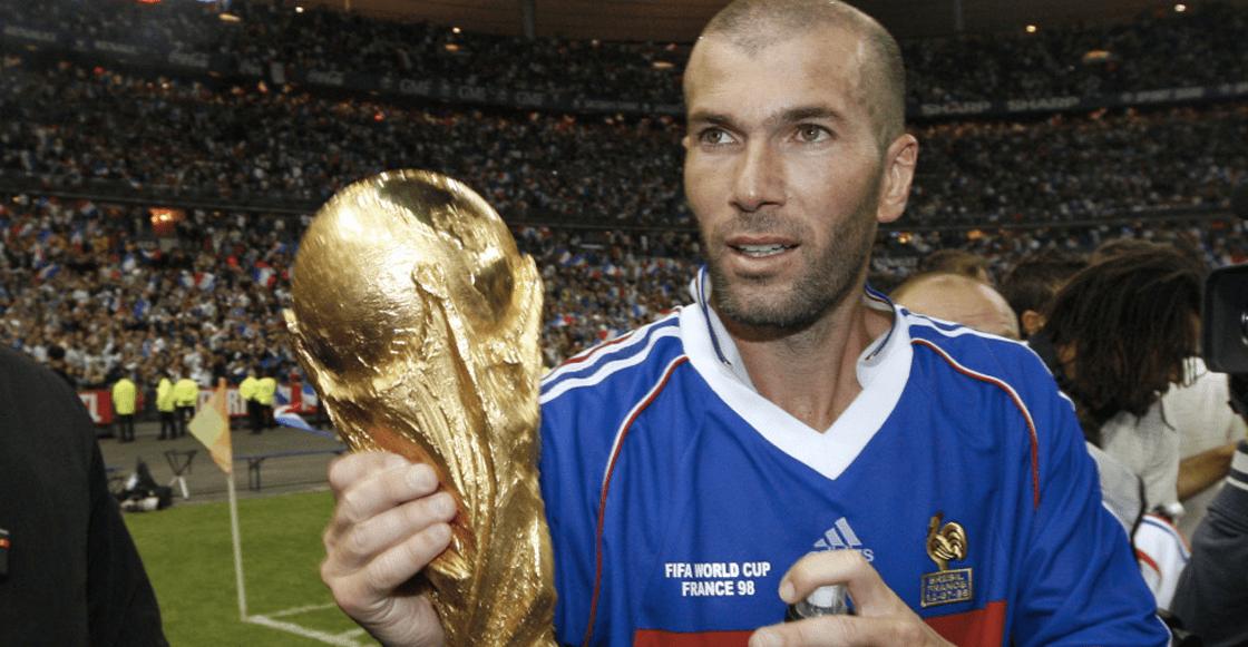 Los mejores diez en las Copas del Mundo