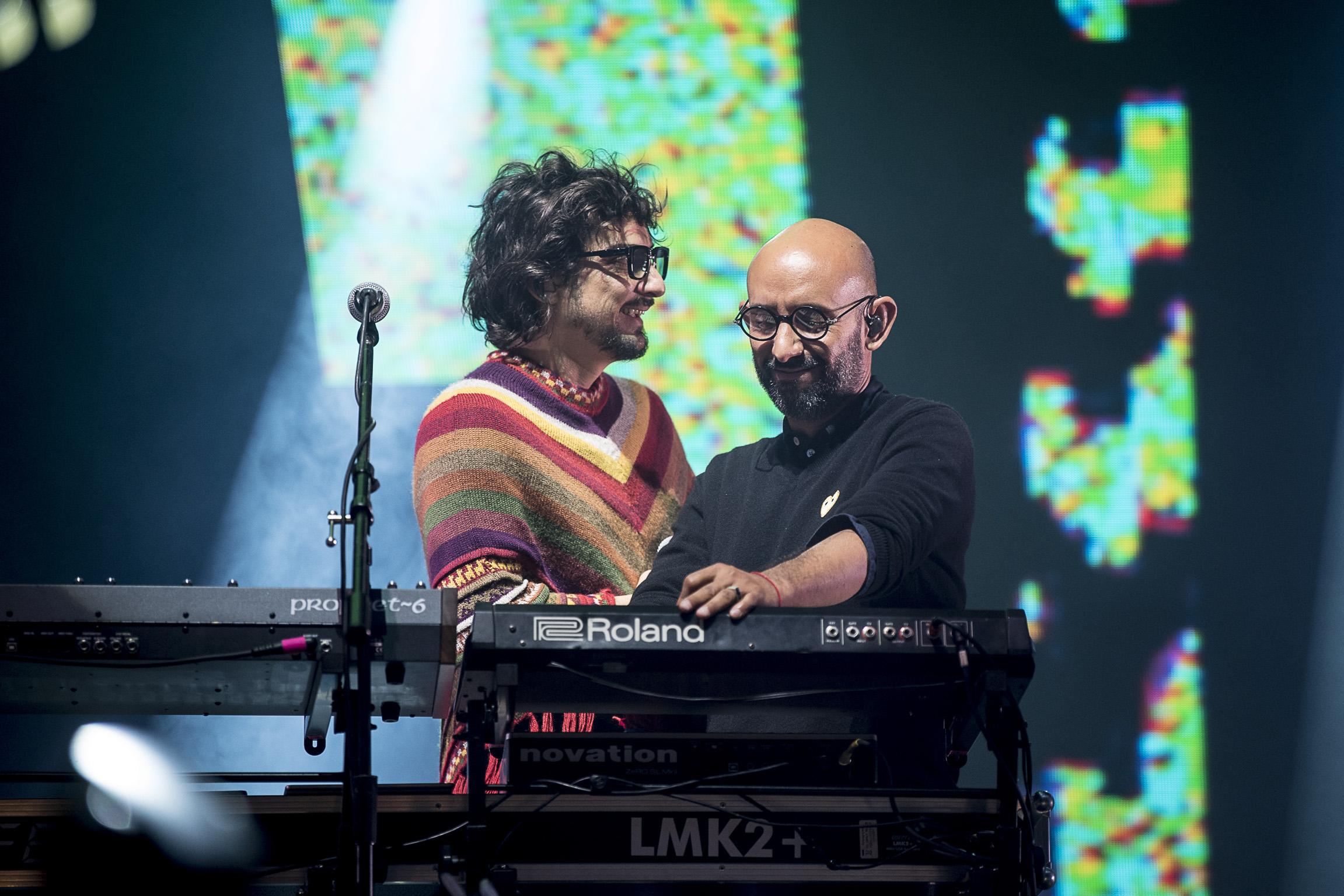 Desde 'Zoé' hasta 'Aztlán': así se vivió el concierto de Zoé en el Auditorio Nacional