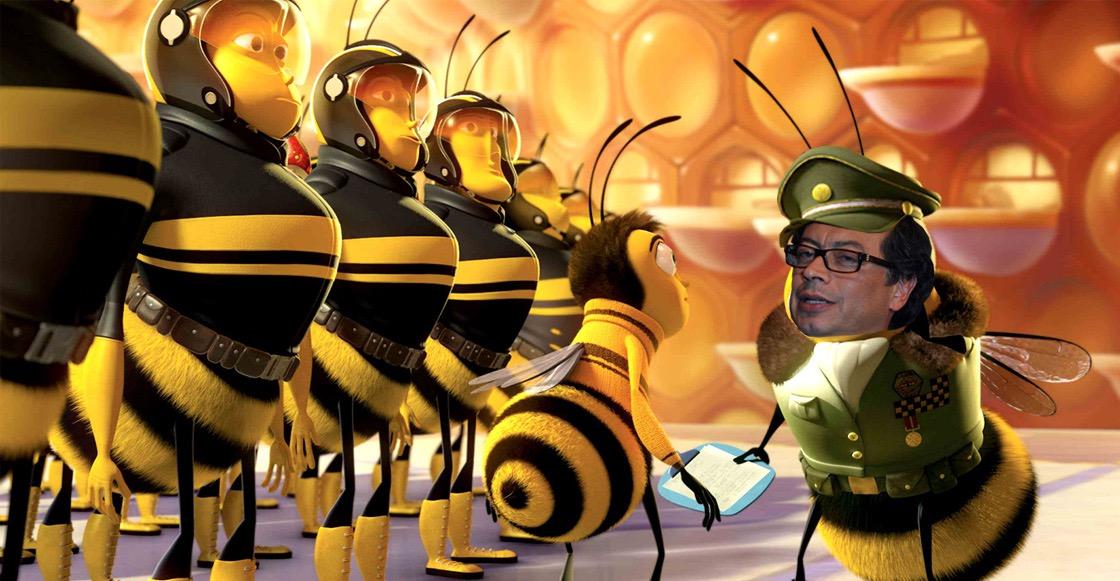 Acusan a candidato presidencial colombiano de hacer 'bioterrorismo' con abejas