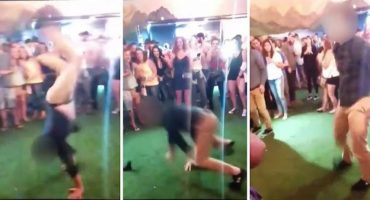 Y en la nota idiota del día: Agente del FBI se pone a bailar y dispara por accidente