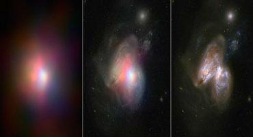 OMG: Así se ve una estrella siendo devorada por un agujero negro