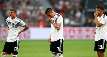 ¡Muchachos, hay esperanzas! Alemania a duras penas y pudo con Arabia Saudita