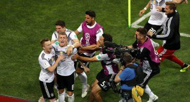 ¡Admirable! La Selección de Alemania se disculpa con Suecia por festejos del gol