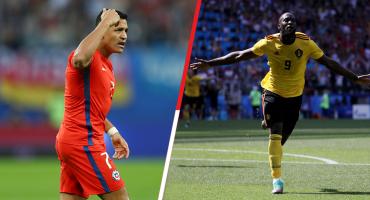 Alexis Sánchez apuesta por Bélgica para Campeón del Mundo