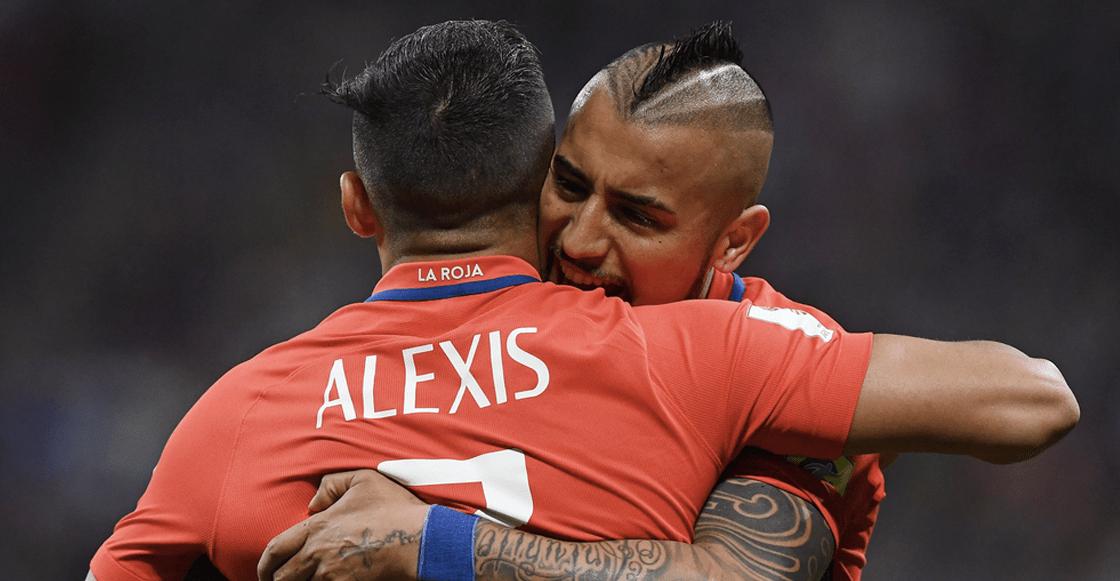 Chile, el fracaso del bicampeón de América
