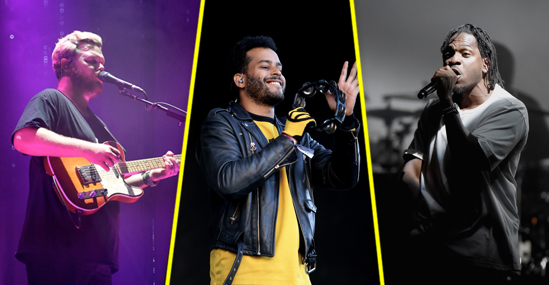alt-J, Twin Shadow y Pusha-T se reúnen para tocar juntos 'In Cold Blood'