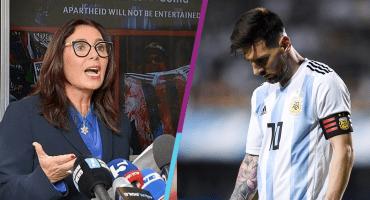 Revelan en Israel amenazas de muerte contra Messi y su familia