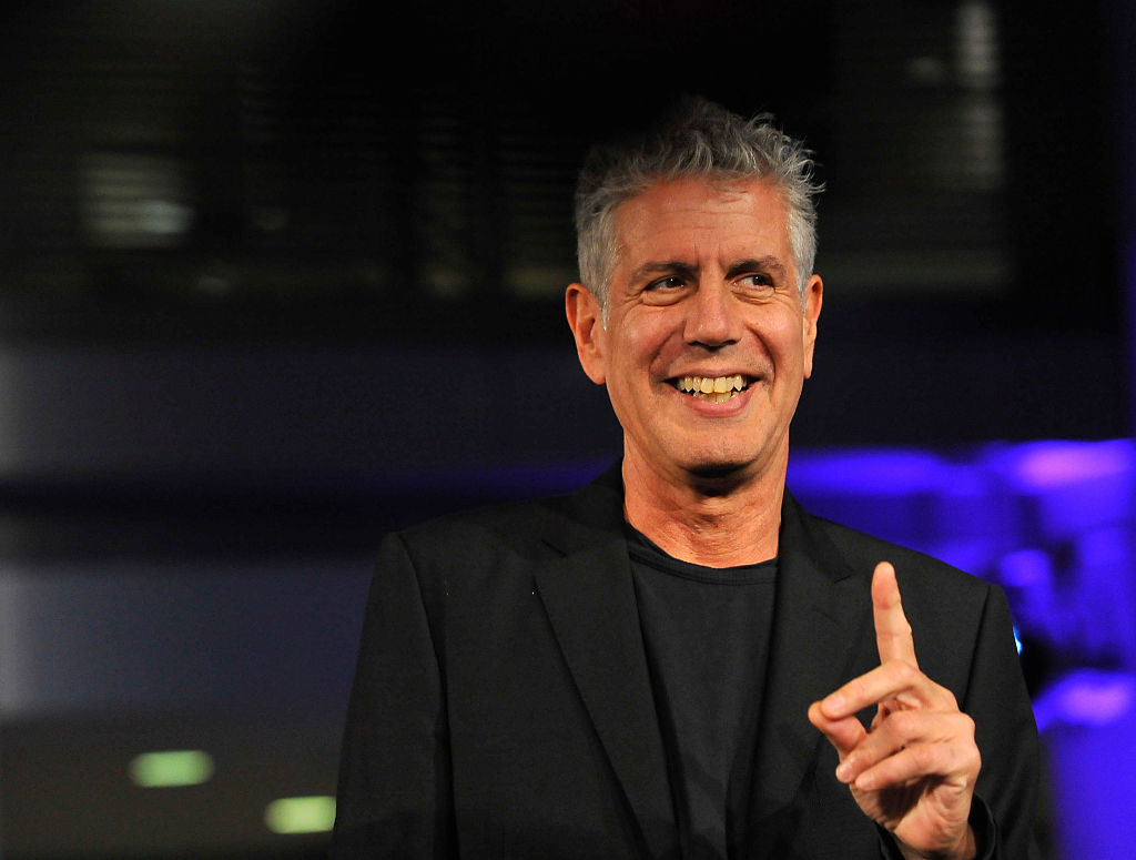 Frases de Anthony Bourdain
