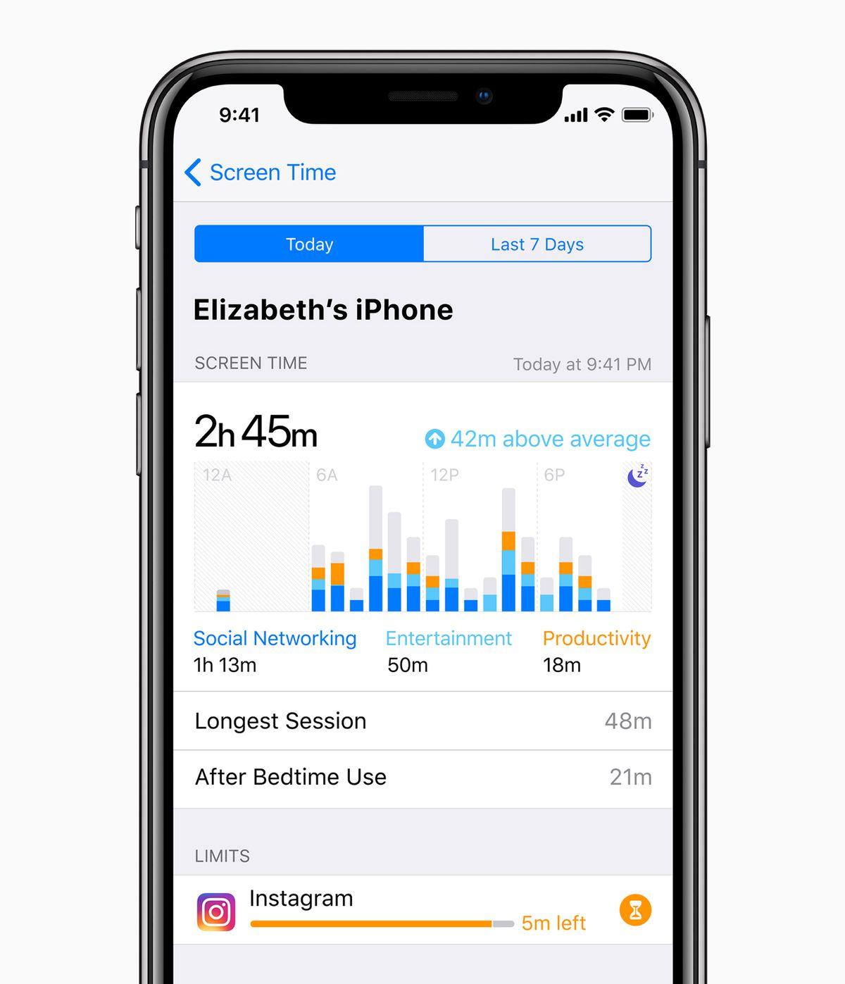 El nuevo iOS de Apple promete combatir la adicción al celular