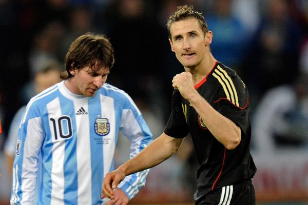 Argentina sufre su cuarta peor derrota en su historia de mndiales
