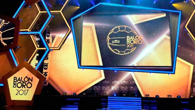 Nominados al balón de Oro 2018