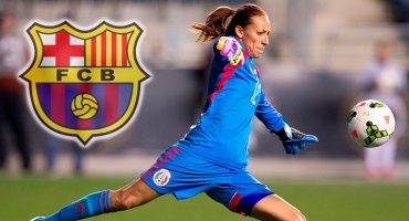 ¡Female Power! Barcelona ficha a la portera mexicana Pamela Tajonar