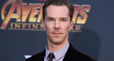 Héroe en el cine y en la vida real: Benedict Cumberbatch defiende a ciclista de asaltantes