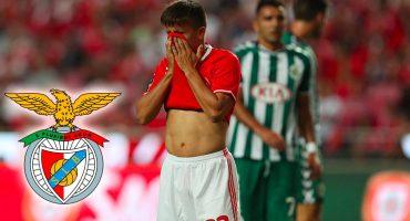 ¿Khaaaa? Investigan al Benfica por fraude fiscal y lavado de dinero