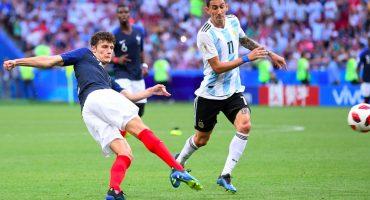 Benjamín Pavard le marcó un golazo a Argentina pero... ¿quién es?