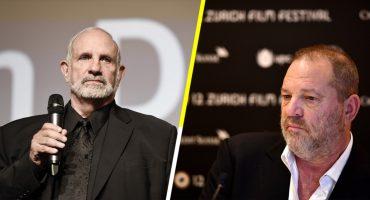Bienvenido al horror: Brian De Palma escribirá una película sobre Harvey Weinstein