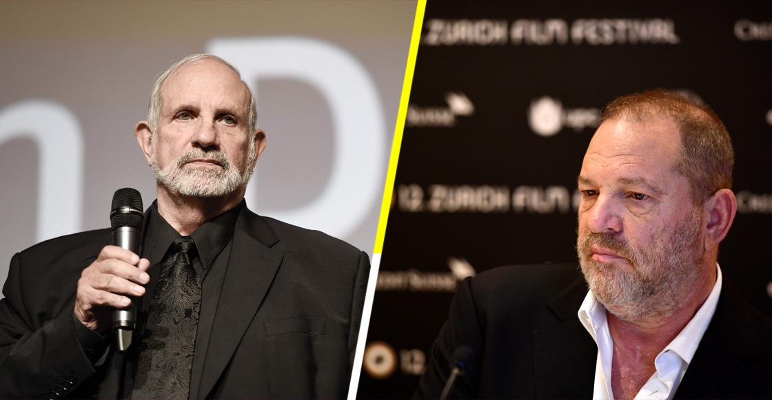 Bienvenido al horror: Brian De Palma escribirá una película sobre Weinstein