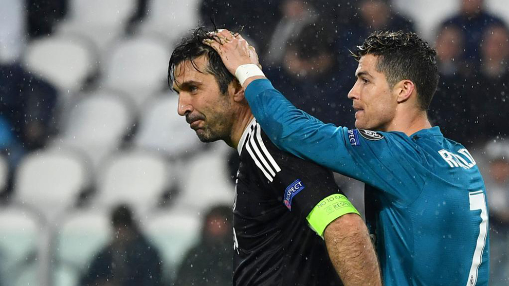 Buffon se fue suspendido 3 encuentros