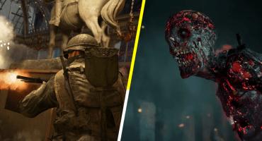¡Llegaron los nazis zombies! Acá el esperado tráiler de Call of Duty: WWII