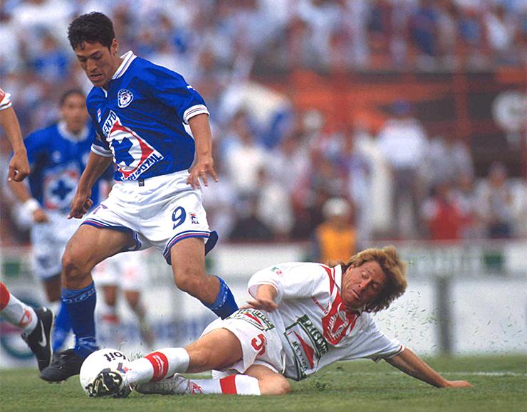 Camoranesi Cruz Azul vs Piojo Herrera