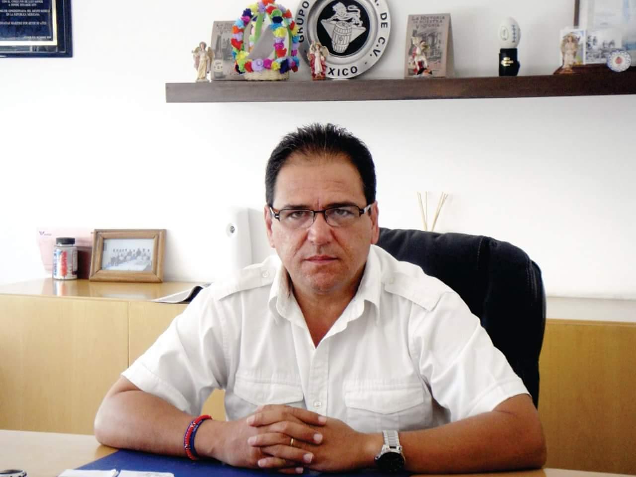 Juan Antonio Villarroel, candidato de Morena