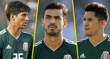 OFICIAL: Jurgen Damm, Oswaldo Alanís y Jesús Molina se quedan sin Mundial