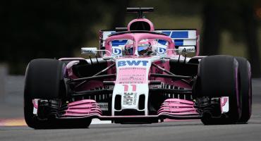 Checo Pérez sufre una pesadilla en el Gran Premio de Francia; Hamilton se apunta el triunfo