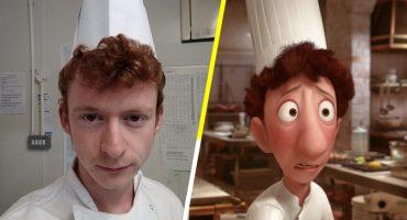 ¿Este chef inglés podría ser el doppelgänger de Linguini de 'Ratatouille'? 樂