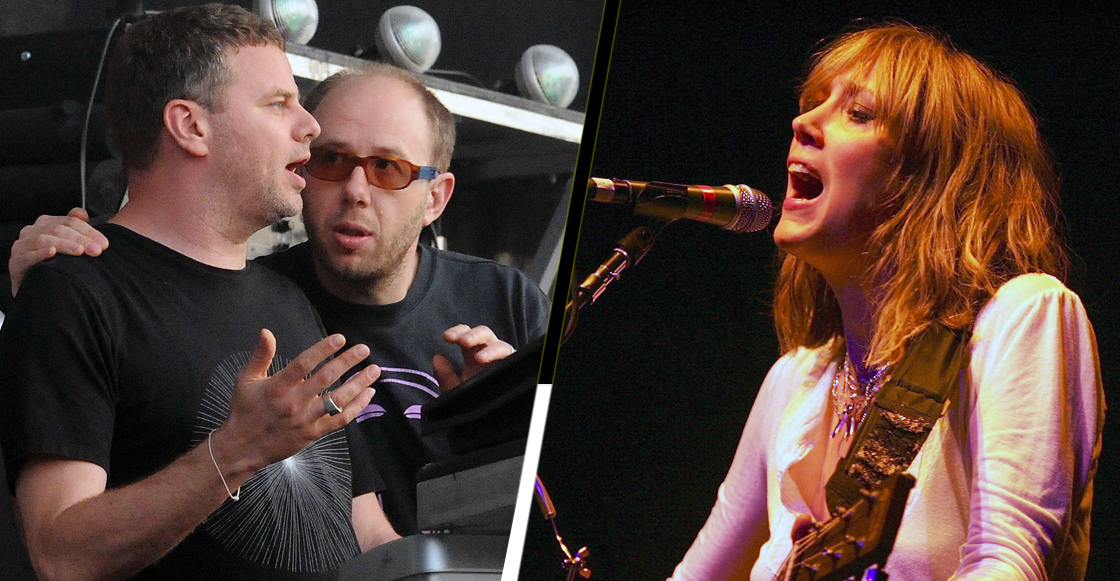 The Chemical Brothers y Beth Orton se unen para coverear a Tim Buckley