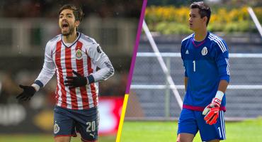 Es un hecho: Rodlfo Pizarro se va a Monterrey, Gudiño es de Chivas y van por más