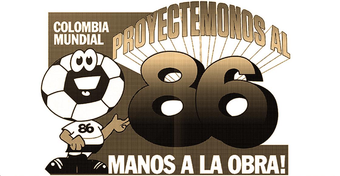 Mexico mundial 86