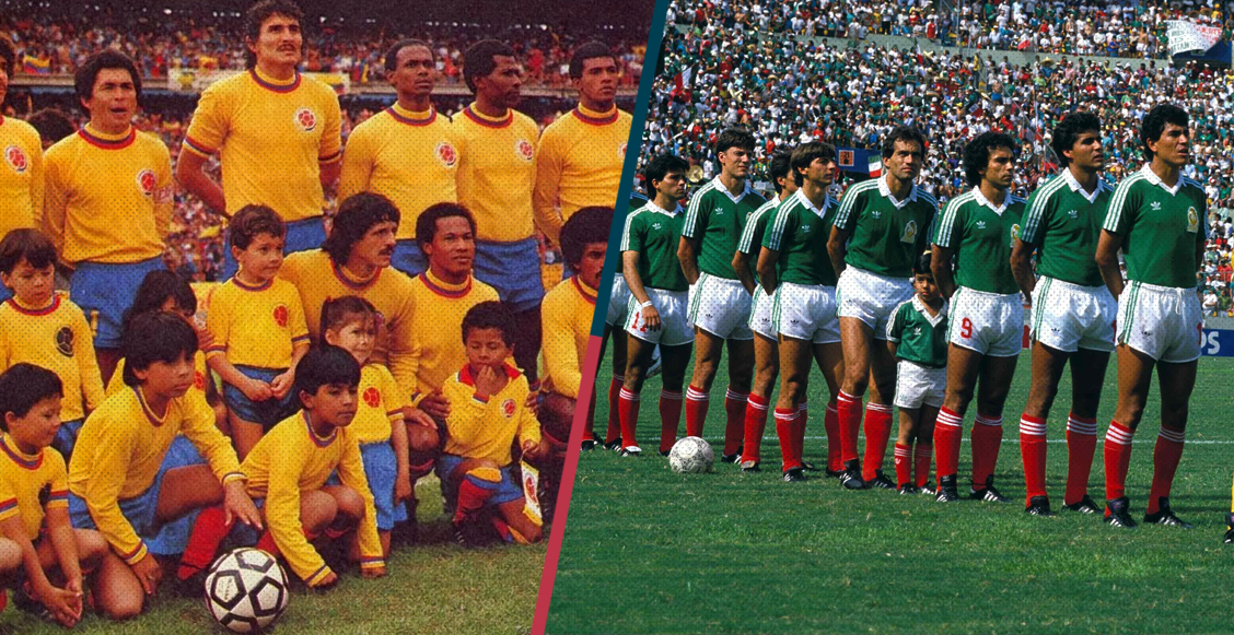 ¿Sabías que el Mundial de México 86 lo iba a hacer Colombia?