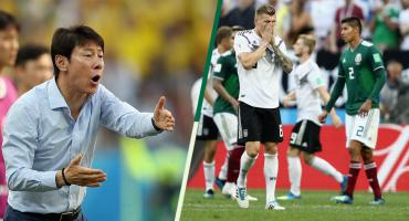 Técnico de Corea se inspiró en la Selección Mexicana para vencer a Alemania