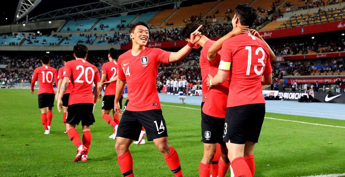 Corea del Sur da su lista definitiva