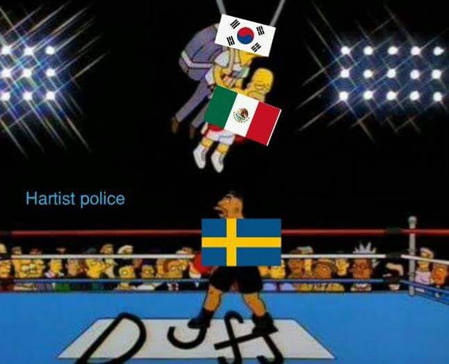 Meme de México y Corea