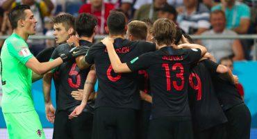 ¡Por primera vez en su historia Croacia gana sus tres partidos en un Mundial!