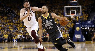 ¡Nueve triples de Curry y PUM! Golden State se apunta el segundo juego de las finales