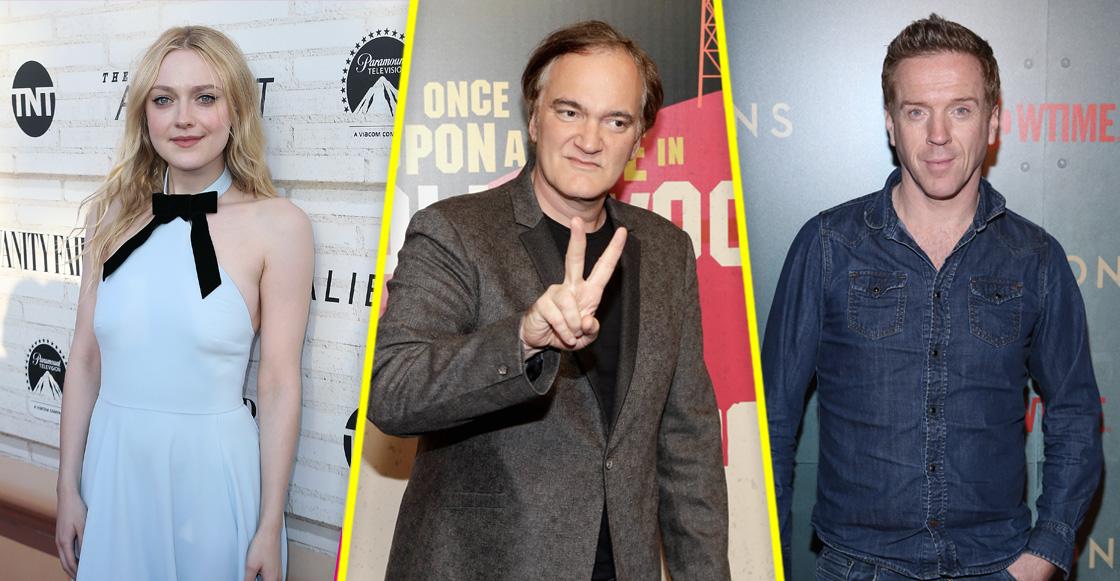 "Dakota Fanning se suma a 'Once Upon a Time in Hollywood"" de Quentin Tarantino"