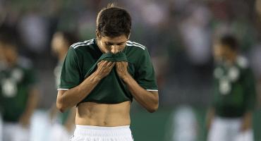 ¡Guardado y Chicharito lo consolaron, respect! Jurgen Damm ya habló sobre su exclusión del Mundial