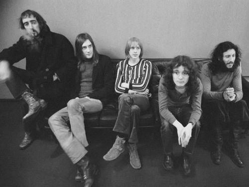 Muere Danny Kirwan, guitarrista de Fletwood Mac