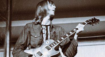 Falleció Danny Kirwan, guitarrista de Fleetwood Mac, a los 68 años