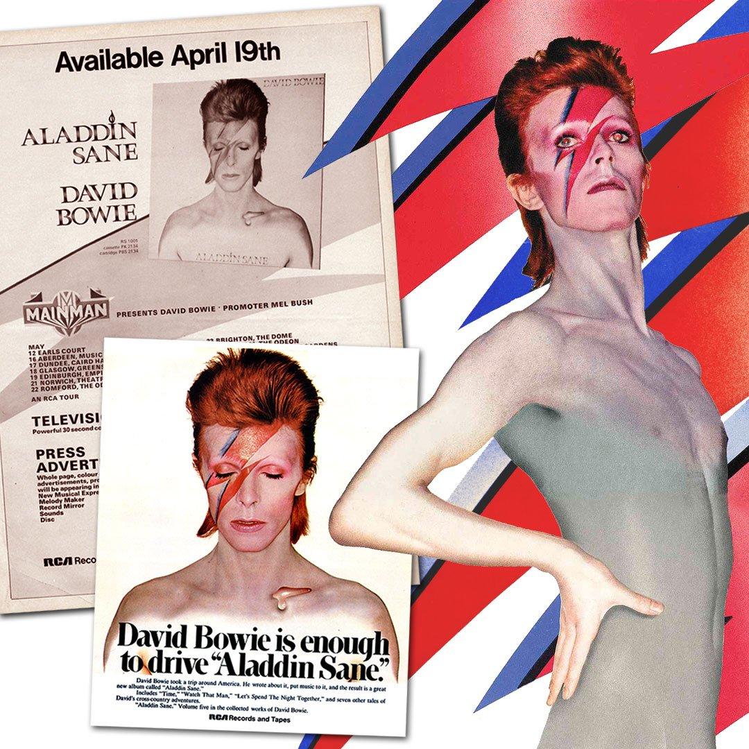 Khé?! Locomía fue banda telonera de David Bowie 😱
