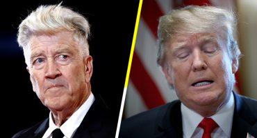 'Uno de los más grandes presidentes de la historia': Trump cree que David Lynch lo apoya