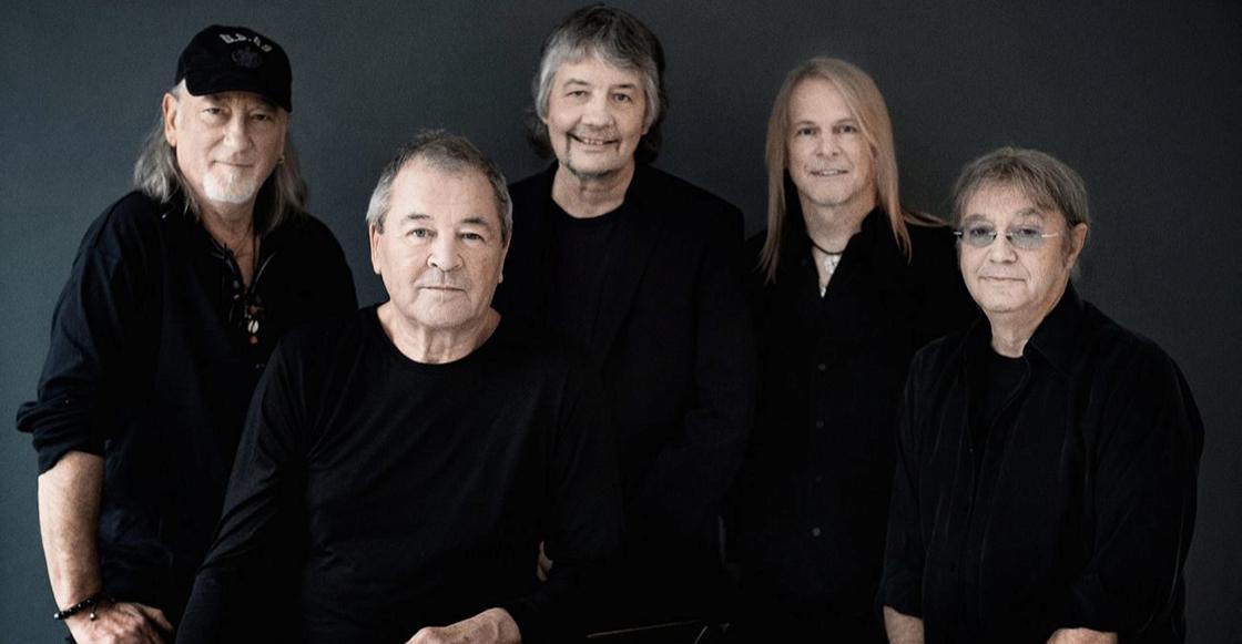 ¡Deep Purple regresa a México con 10 conciertos!