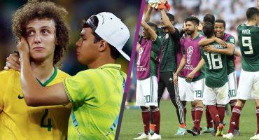 ¡Cracks! En Brasil agradecen a la Selección Mexicana por vengarlos del 7-1