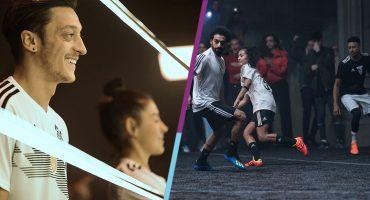 ¡Increíble! Adidas reúne a estrellas del deporte en campaña