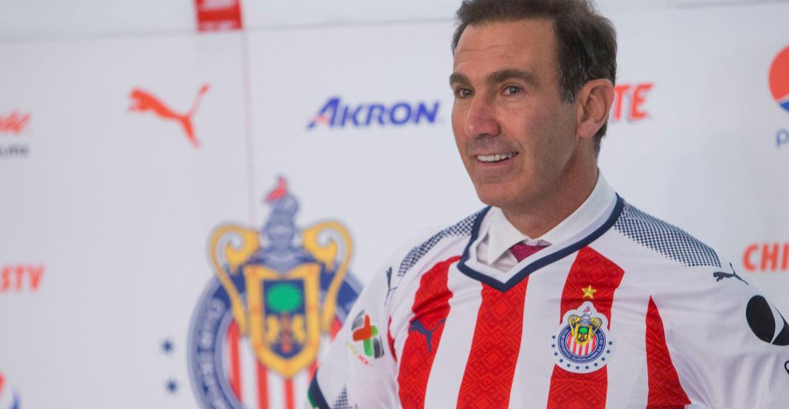 ¡Paren todo! Francisco Gabriel de Anda se va de Chivas el martes