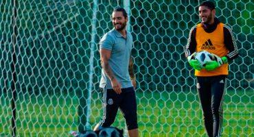 ¿Invitado de lujo? Maluma visita a la Selección Mexicana en entrenamiento