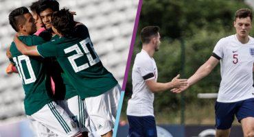 ¡Con todo! México enfrentará a Inglaterra en final de Esperanzas de Toulon