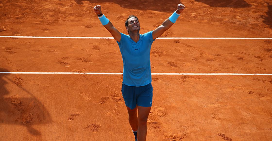 Inve11cible: Nadal conquistó su undécimo título de Roland Garros